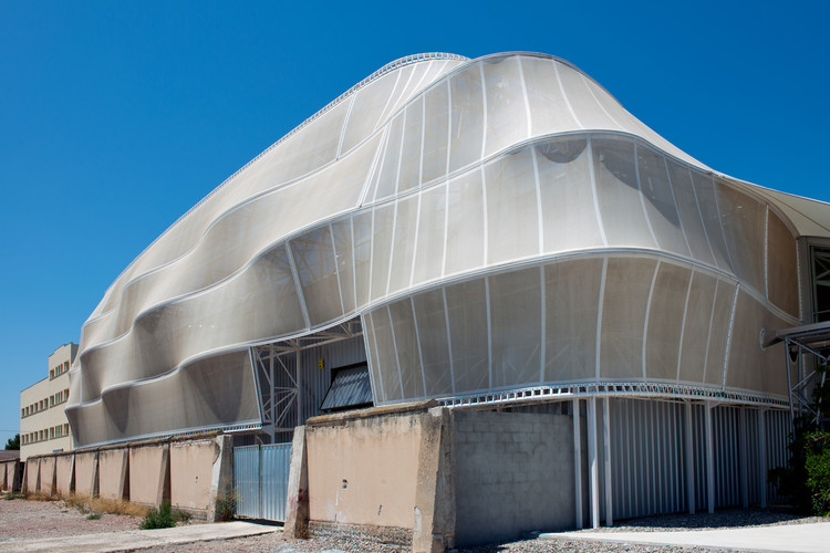 """Parque da Ciência e Tecnologia """"Magical"""" / Pich-Aguilera Architects, Cortesia de Pich-Aguilera Architects"""