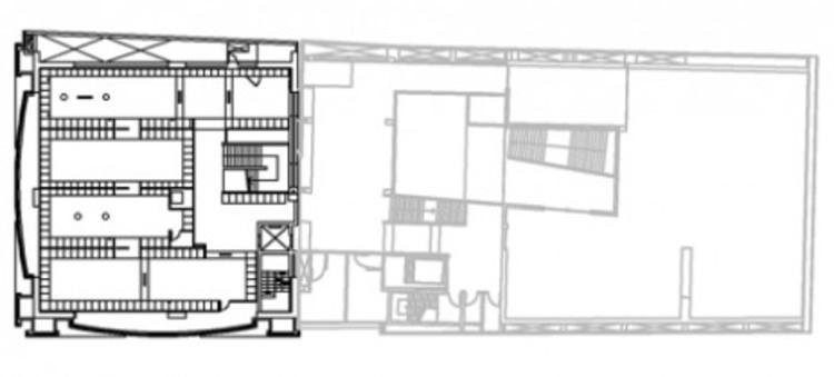 Planta: primer piso