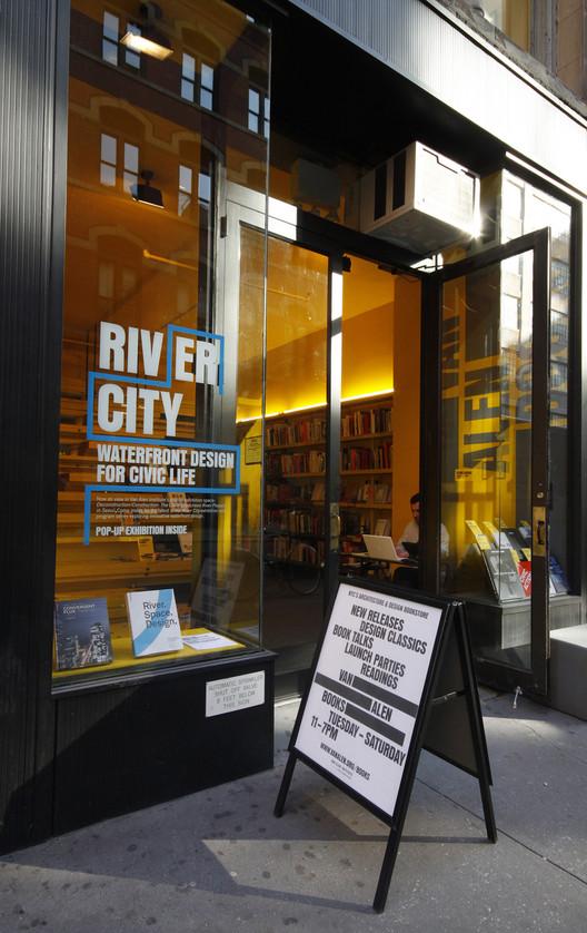 Van Alen Institute's ground floor space at 30 West 22nd Street. Photo: Cameron Blaylock