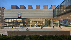 Museu de Arte Chazen / Machado and Silvetti Associates