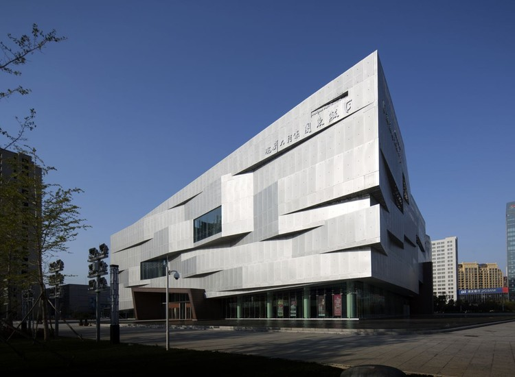 Bayuquan Theatre / DSD, Courtesy of DSD
