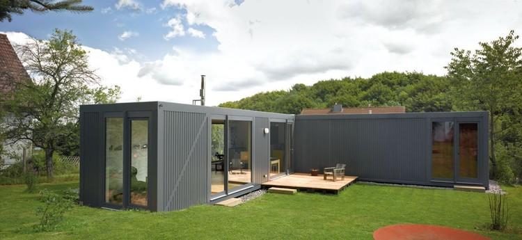 Containerlove / LHVH Architekten, © Tomas Riehle
