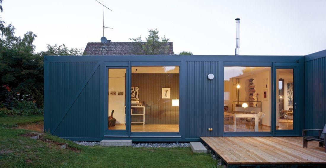 Lhvh Architekten gallery of containerlove lhvh architekten 11