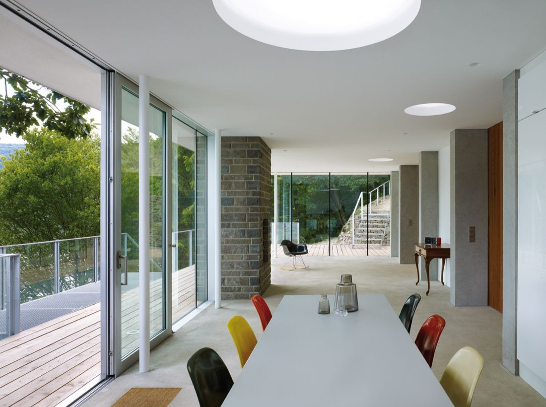 Lhvh Architekten gallery of lake house lhvh architekten 4