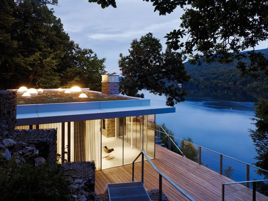 Lake House / LHVH Architekten, © Lukas Roth