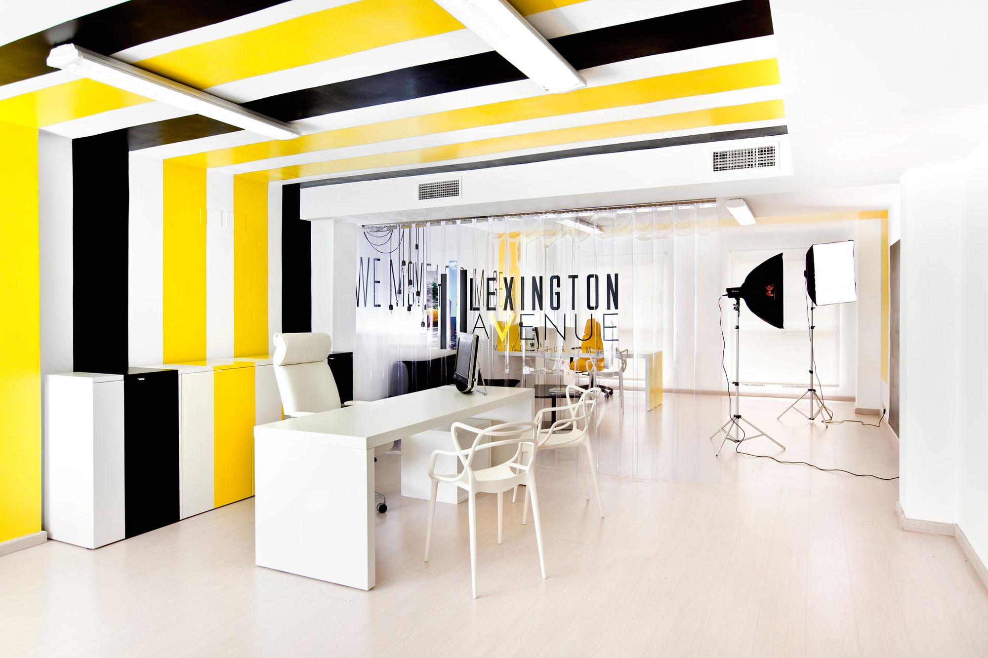 Agencia Lexington Avenue / Masquespacio