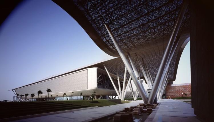 Parque de Ciência e Tecnologia do Qatar / Woods Bagot, © Trevor Mein