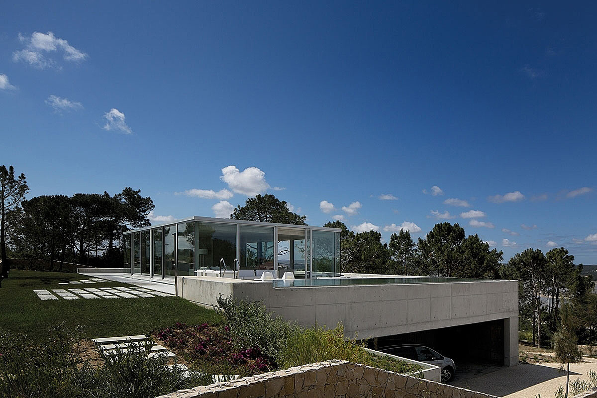 RAINHA / Atelier d'Architecture Bruno Erpicum & Partners, © FG+SG - Fernando Guerra