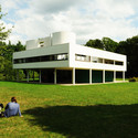Villa Savoye by Le Corbusier © Flavio Bragaia