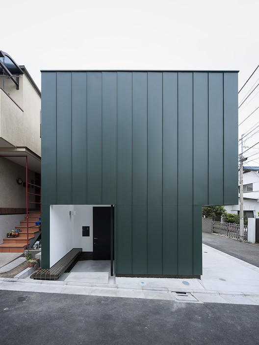 Casa en Mishuku Ⅱ / Nobuo Araki, © Shimizu Ken