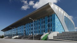 Palace Of Water Sports In Kazan / SPEECH Architectural Office
