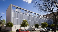 Residencia Universitaria en Sevilla / Donaire Arquitectos + SSW Arquitectos