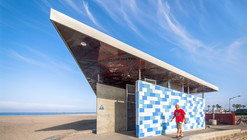 Banheiro Público em Ocean Beach / Kevin deFreitas Architects