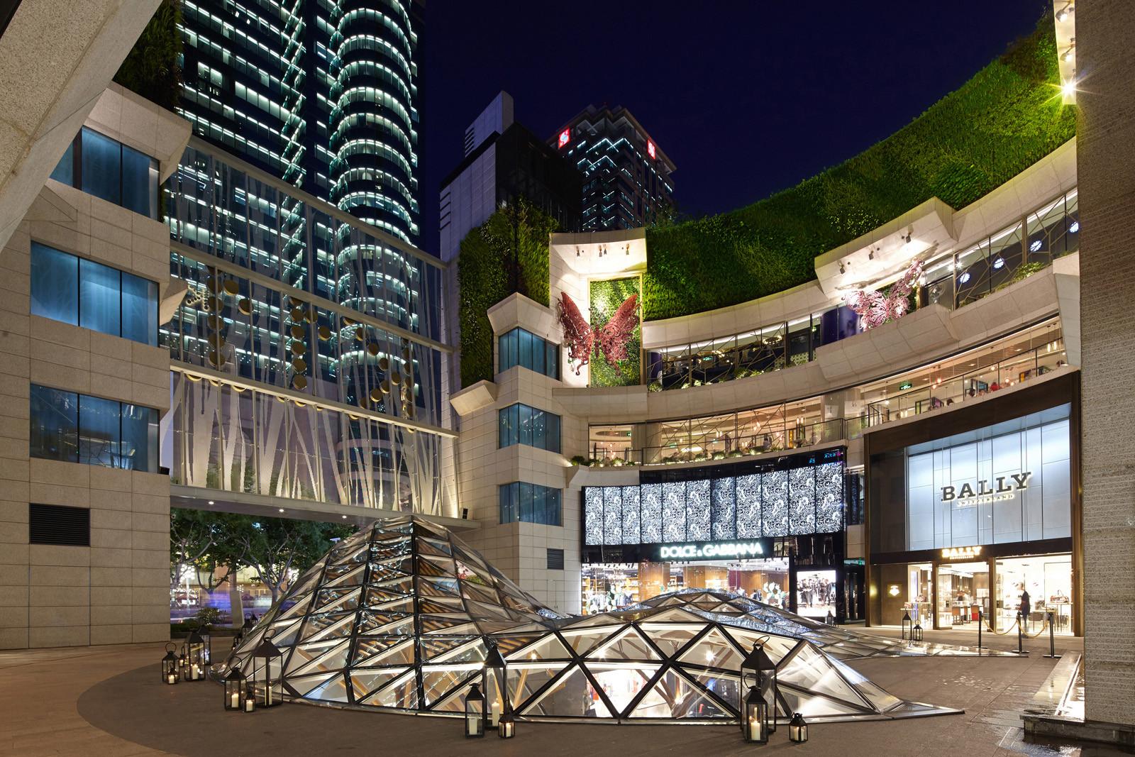 K11 Art Mall Shanghai Kokaistudios ArchDaily