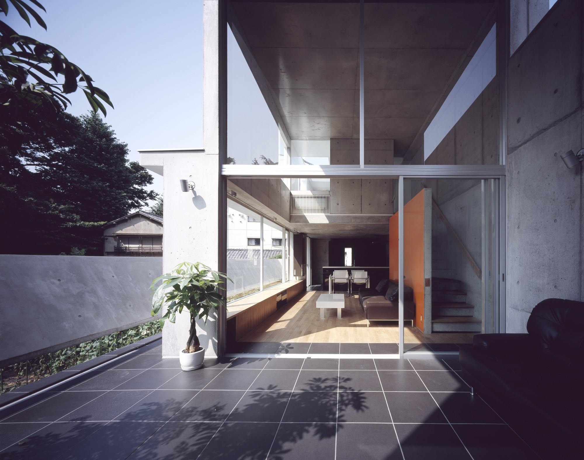 H-Orange / Takuro Yamamoto Architects