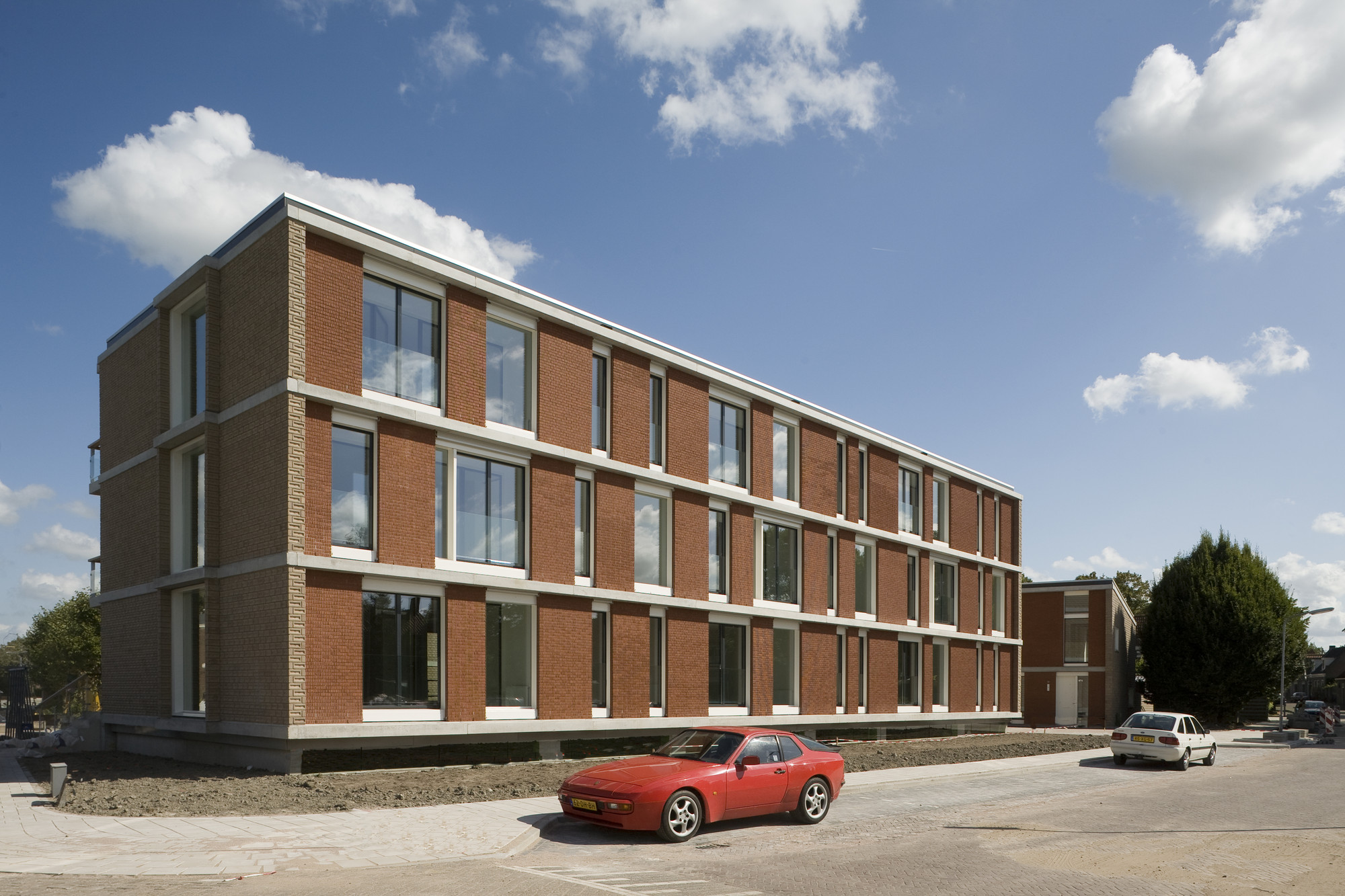 30 Senior Housing / Bastiaan Jongerius Architecten, Courtesy of Bastiaan Jongerius Architecten