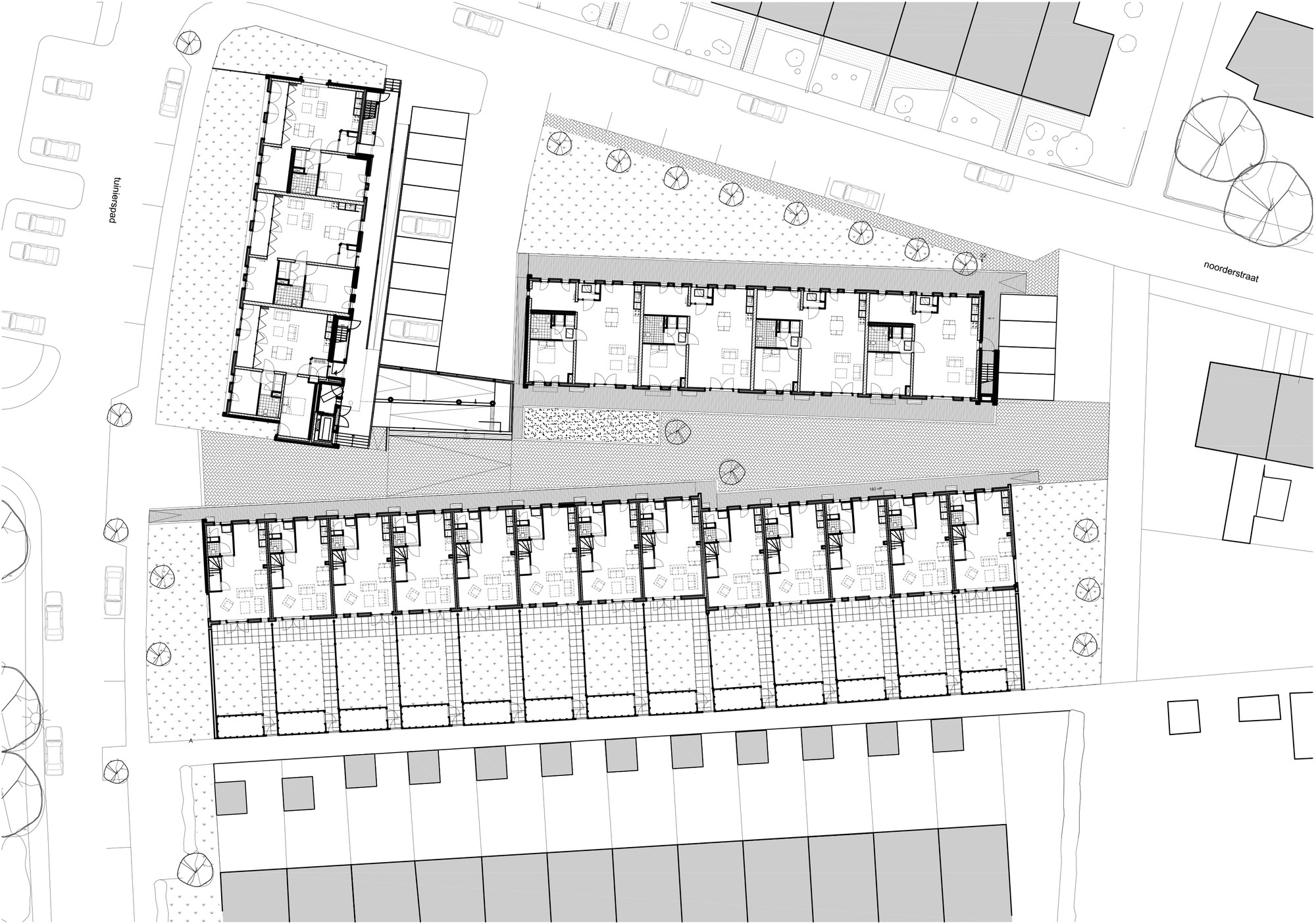 Gallery of 30 senior housing bastiaan jongerius for Aging in place home plans