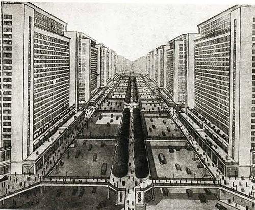 Le Corbusier Larchitecture Contemporaine