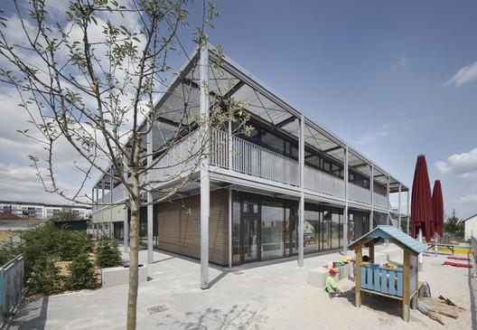 KiTa Schöne Aussicht / Birk Heilmeyer und Frenzel Architekten