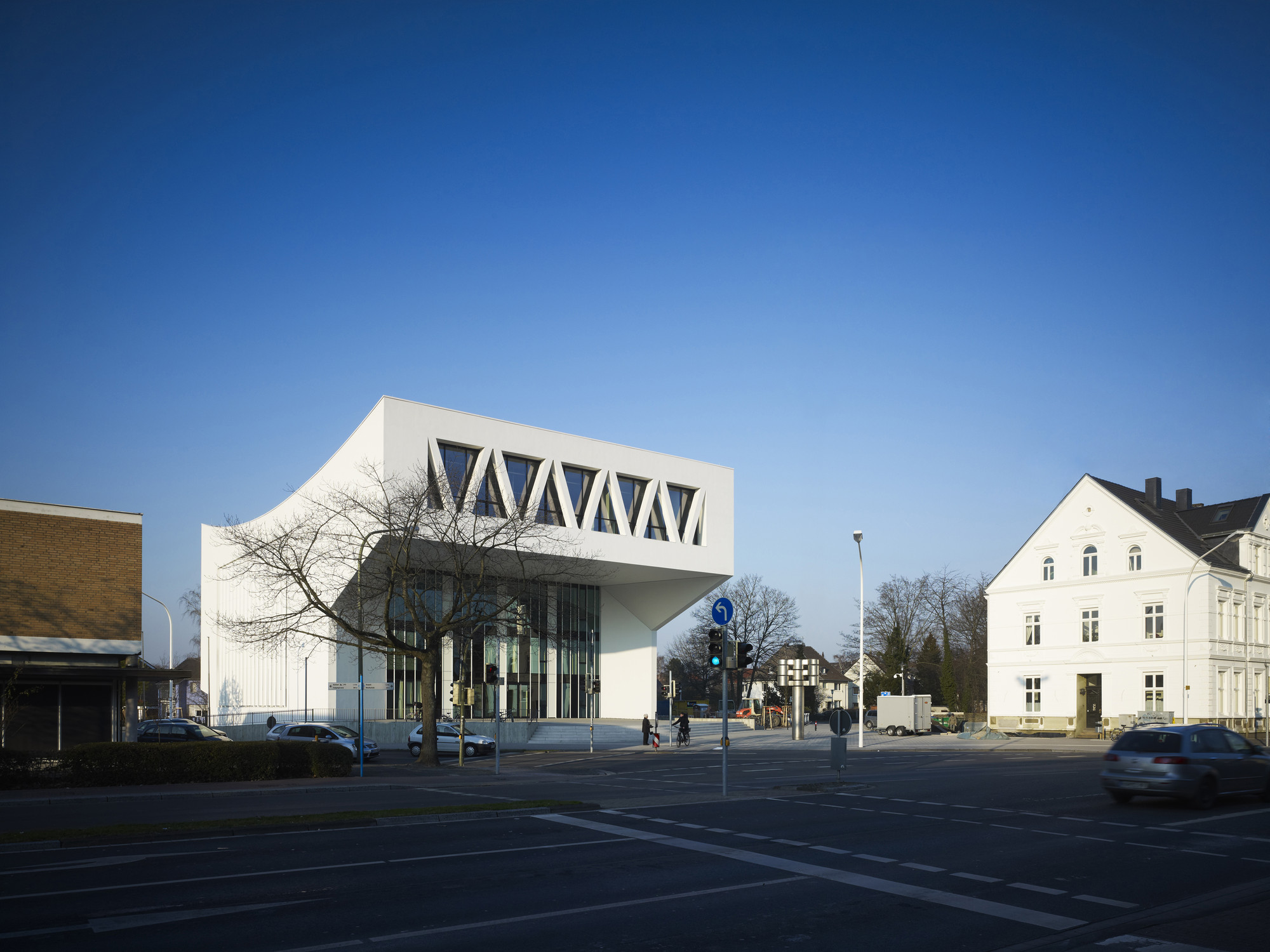 Public Music School / Wulf Architekten, Courtesy of Wulf Architekten