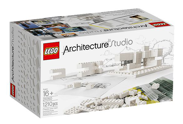 LEGO® Architecture Studio ya está disponible en todo el mundo