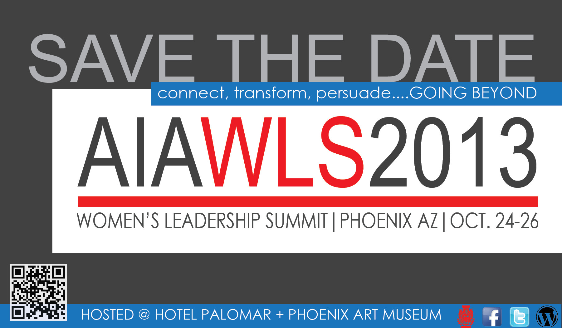 AIA Women's Leadership Summit 2013, Courtesy of AIA