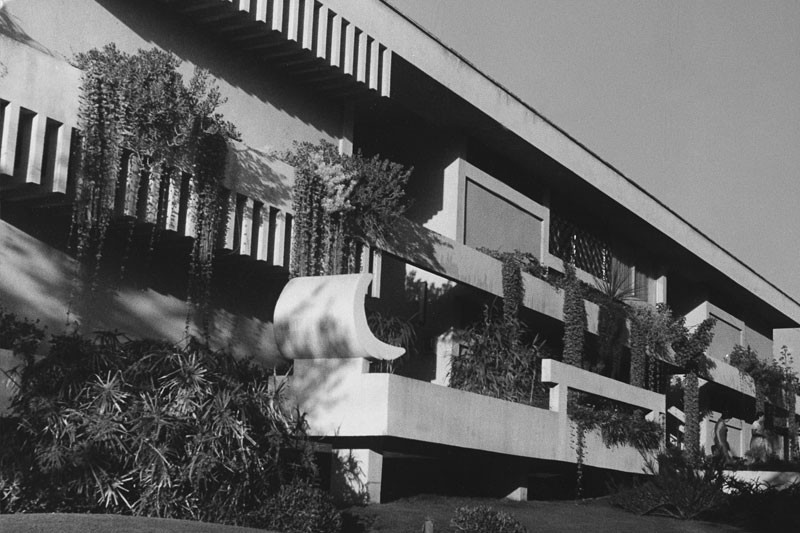 AD Classics: Edificio La Candelaria / Jaime Bendersky , © Cortesía de Jaime Bendersky Arquitectos - Eugenio Hughes