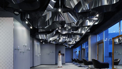 ARKHE Beauty Salon / Moriyuki Ochiai Architects