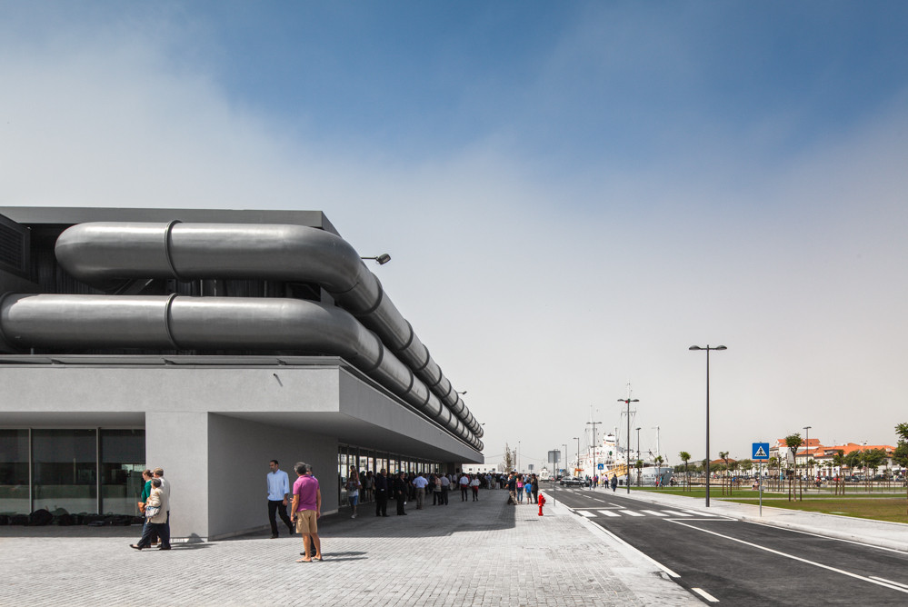 Cultural Center of Viana do Castelo / Eduardo Souto de Moura, © Joao Morgado - Architecture Photography