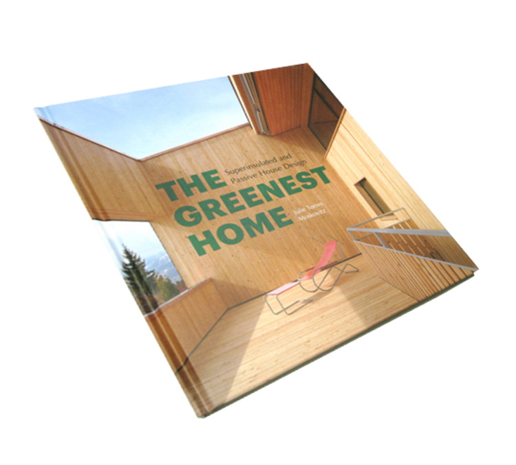 The Greenest Home / Julie Torres Moskovitz, Courtesy of Julie Torres Moskovitz