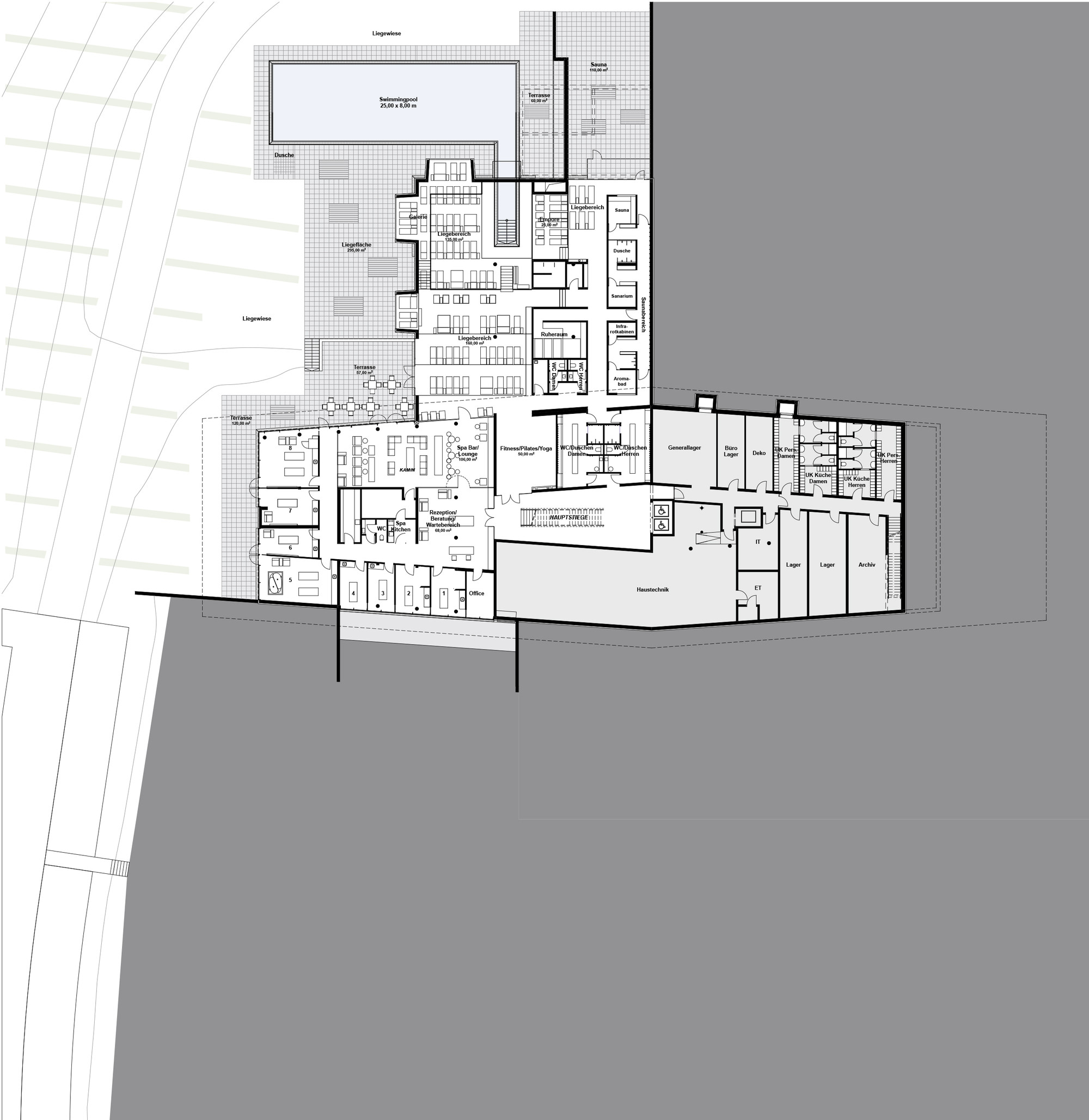 Galer a de loisium wine spa resorts southern styria for Hotel design 987 4
