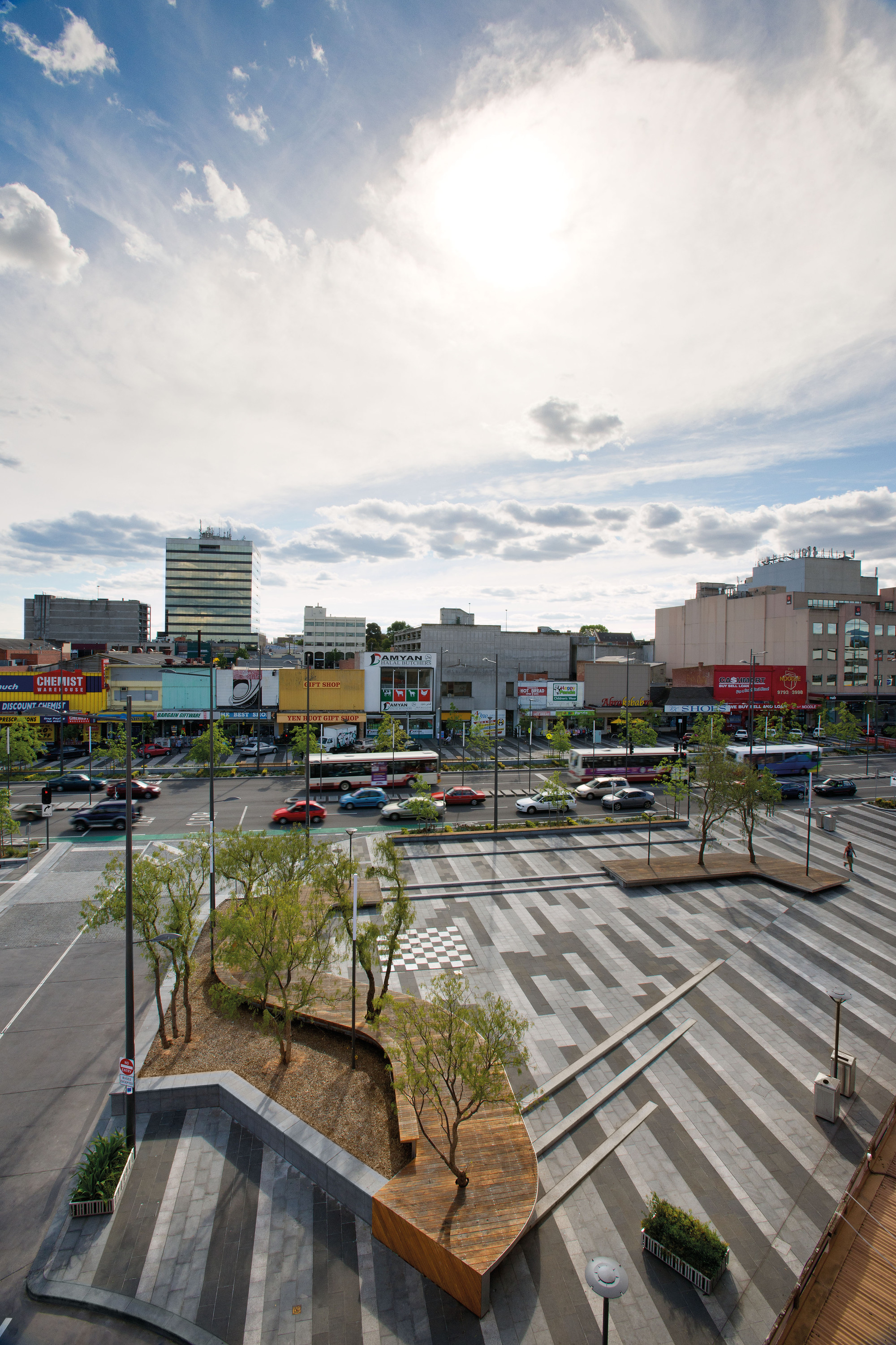 Lonsdale Street Dandenong Bkk Architects Archdaily