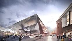 Proposta Finalista do concurso de Renovação da Flinders Street Station  / Grimshaw + John Wardle Architects