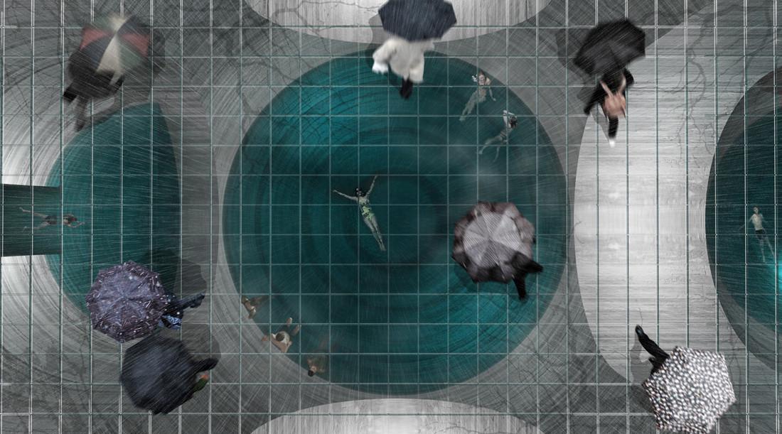 Thessaloniki S Wet Dream Thermal Bath Complex Proposal
