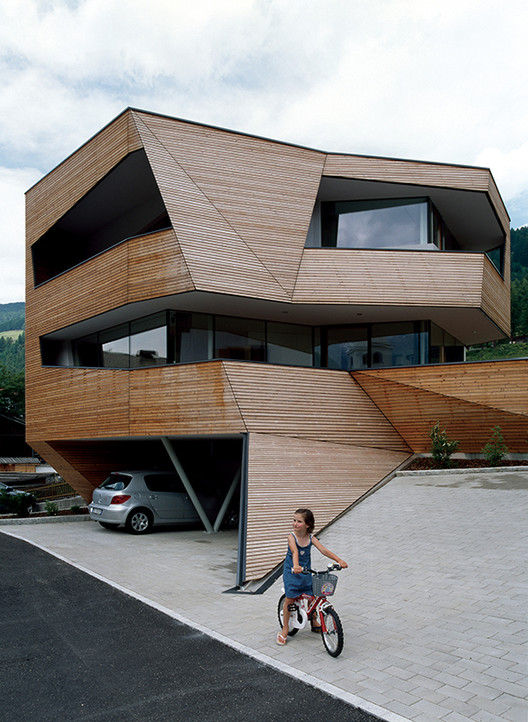 Casa cubo plasma studio archdaily brasil for Casas viejas remodeladas