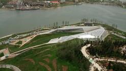 Invernadero de horticultura Xi'an / Plasma Studio