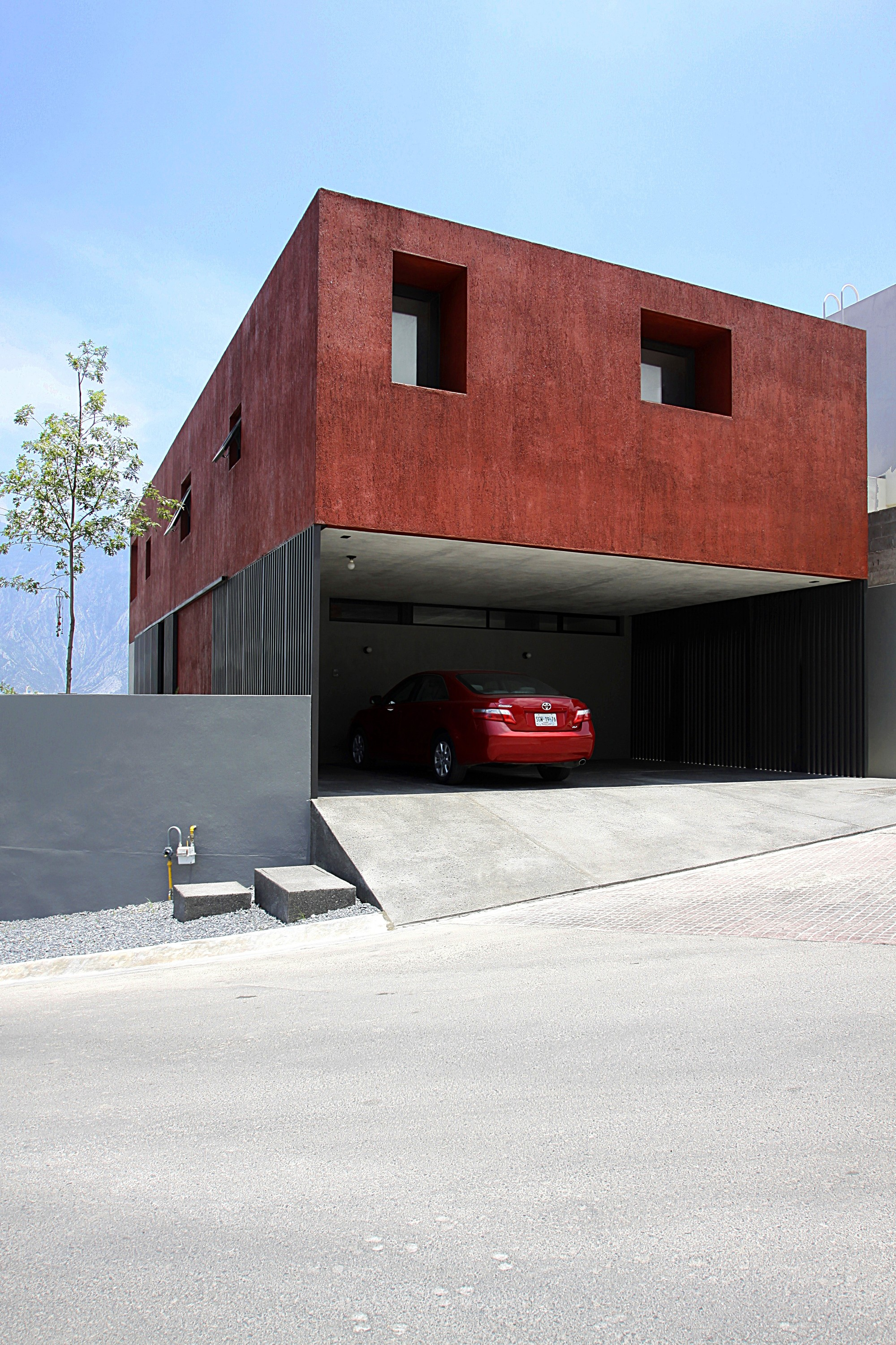 Red House,Courtesy Of Dear Architects