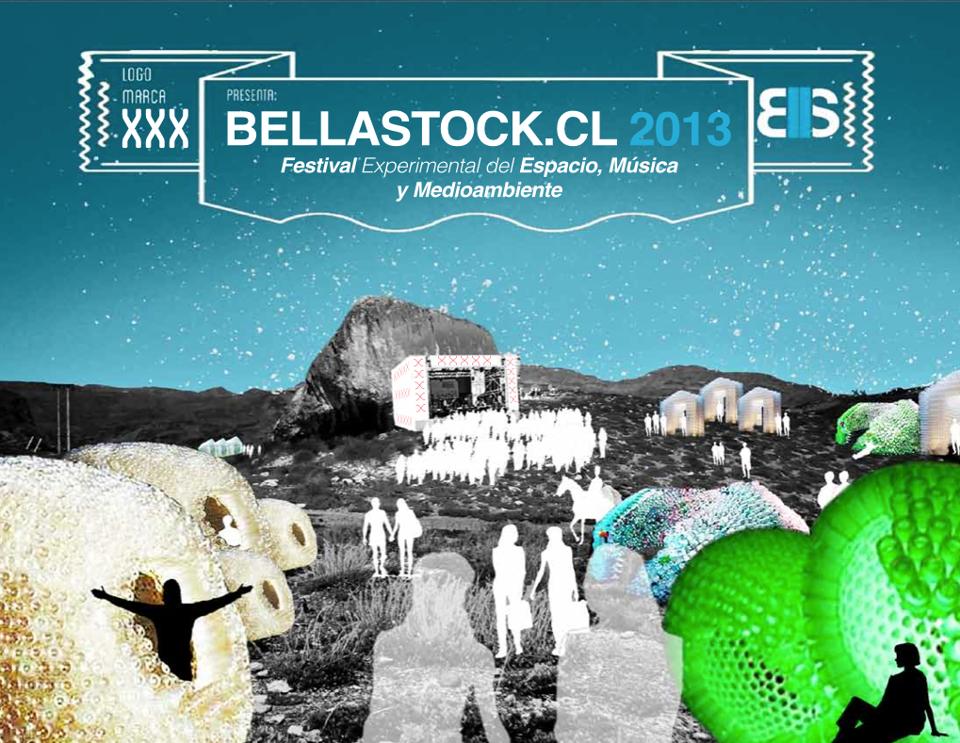 1º versión del Festival Bellastock en Chile / 20, 21, 22 y 23 de diciembre