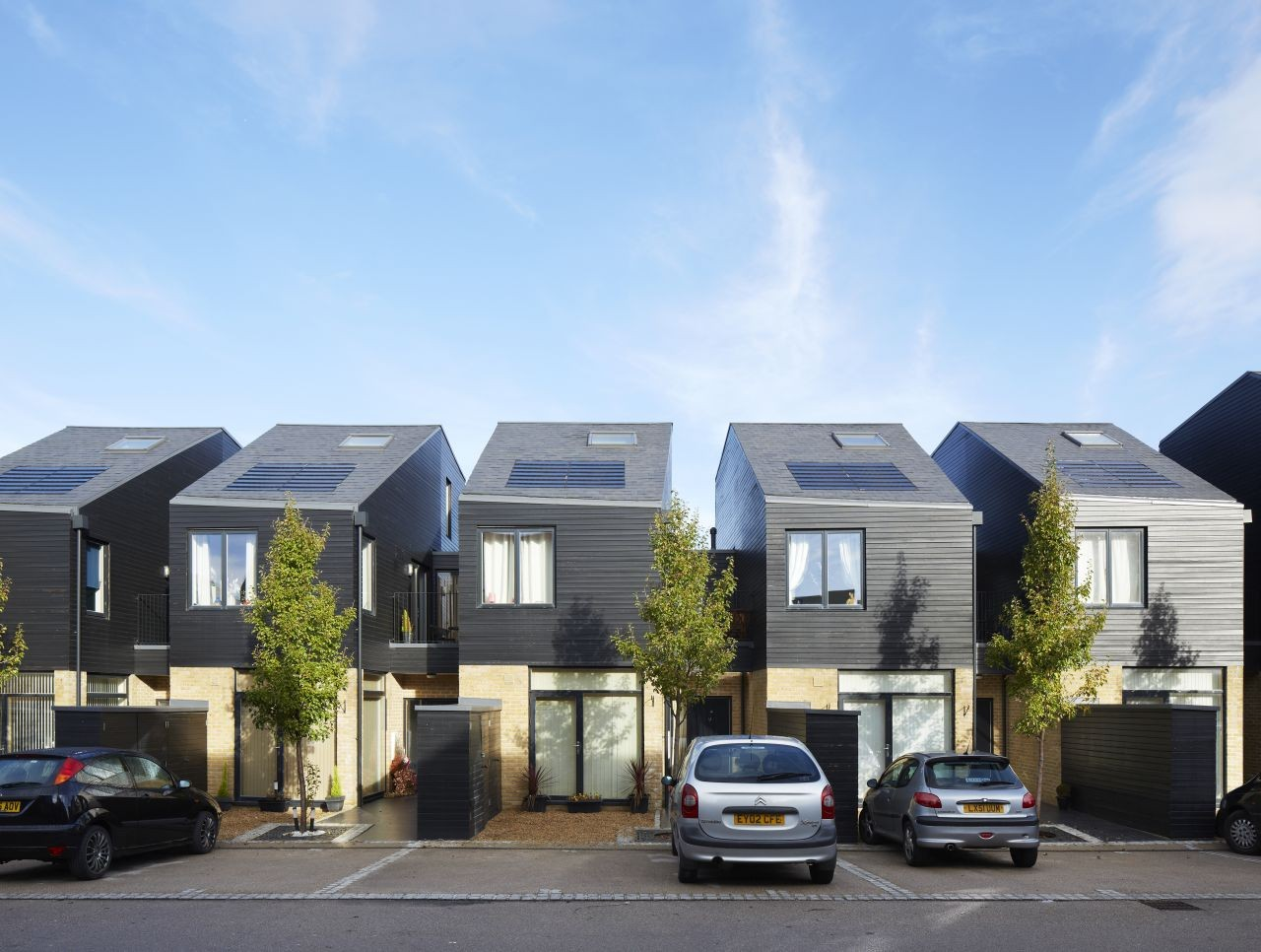Newhall South Chase Alison Brooks Architects Archdaily