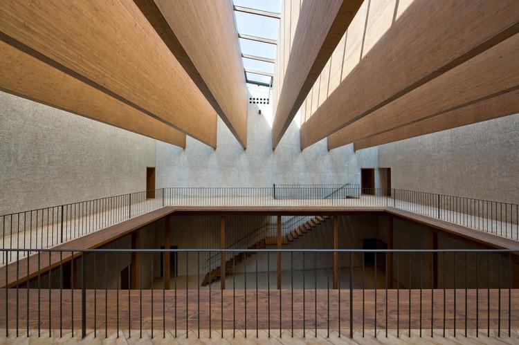 Casa del Condestable / Tabuenca & Leache, Arquitectos, © Luis Prieto