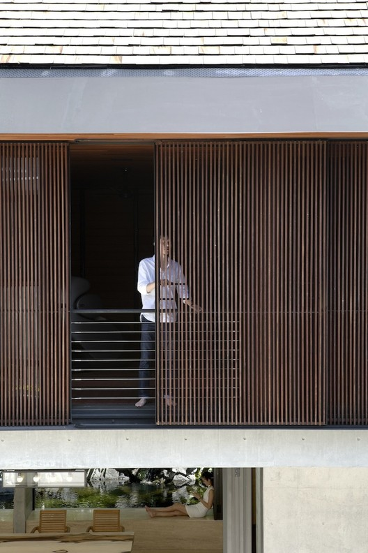 The Courtyard House Formwerkz Architects Archdaily