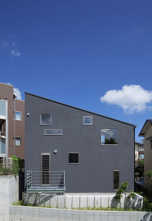 House in Nanakuma / MOVEDESIGN, © Yousuke Harigane