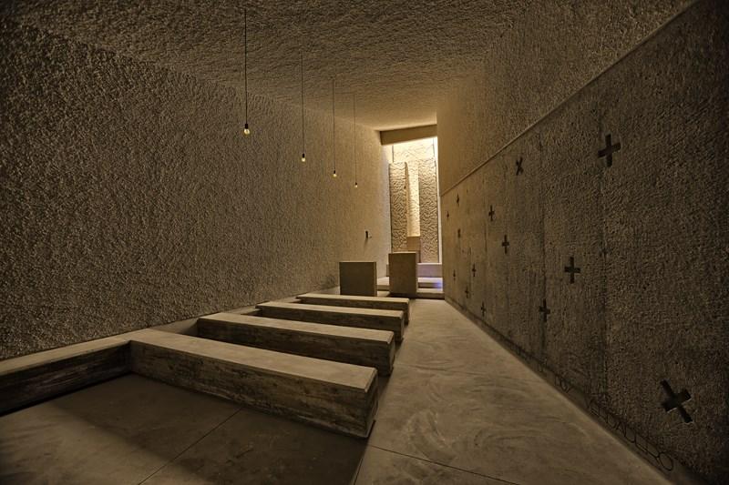 Saint John Baptist Chapel / Alejandro Beautell