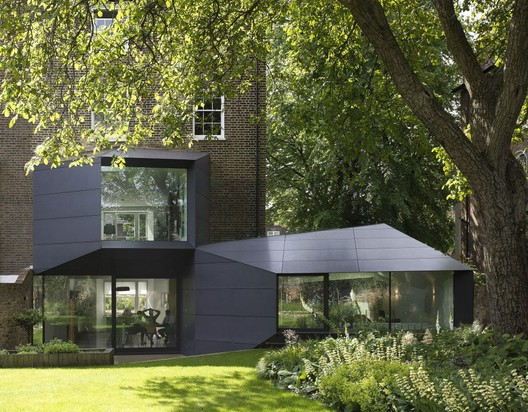 Lens House, London / Alison Brooks Architects © Paul Riddle