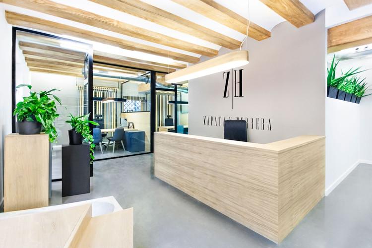 Oficinas Zapata y Herrera / Masquespacio, © David Rodríguez