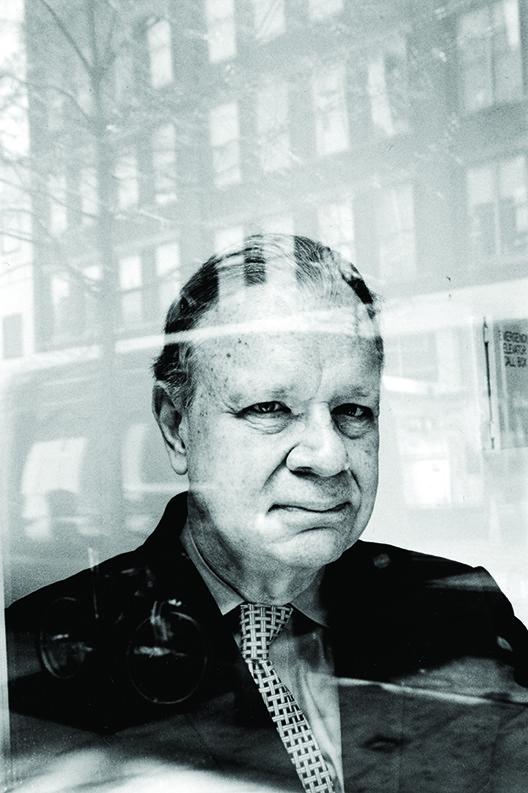 Martin Filler. Image Courtesy of Metropolis Mag