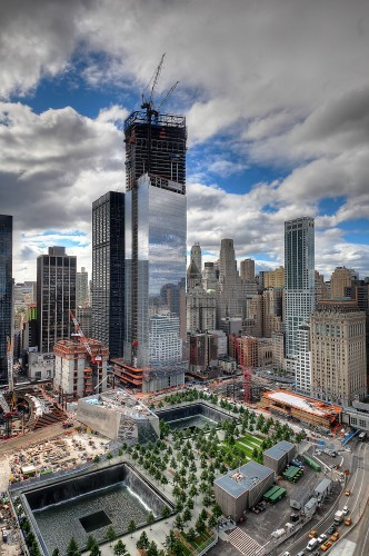 WTC Site. Image Courtesy of The Port Authority of New York and New Jersey