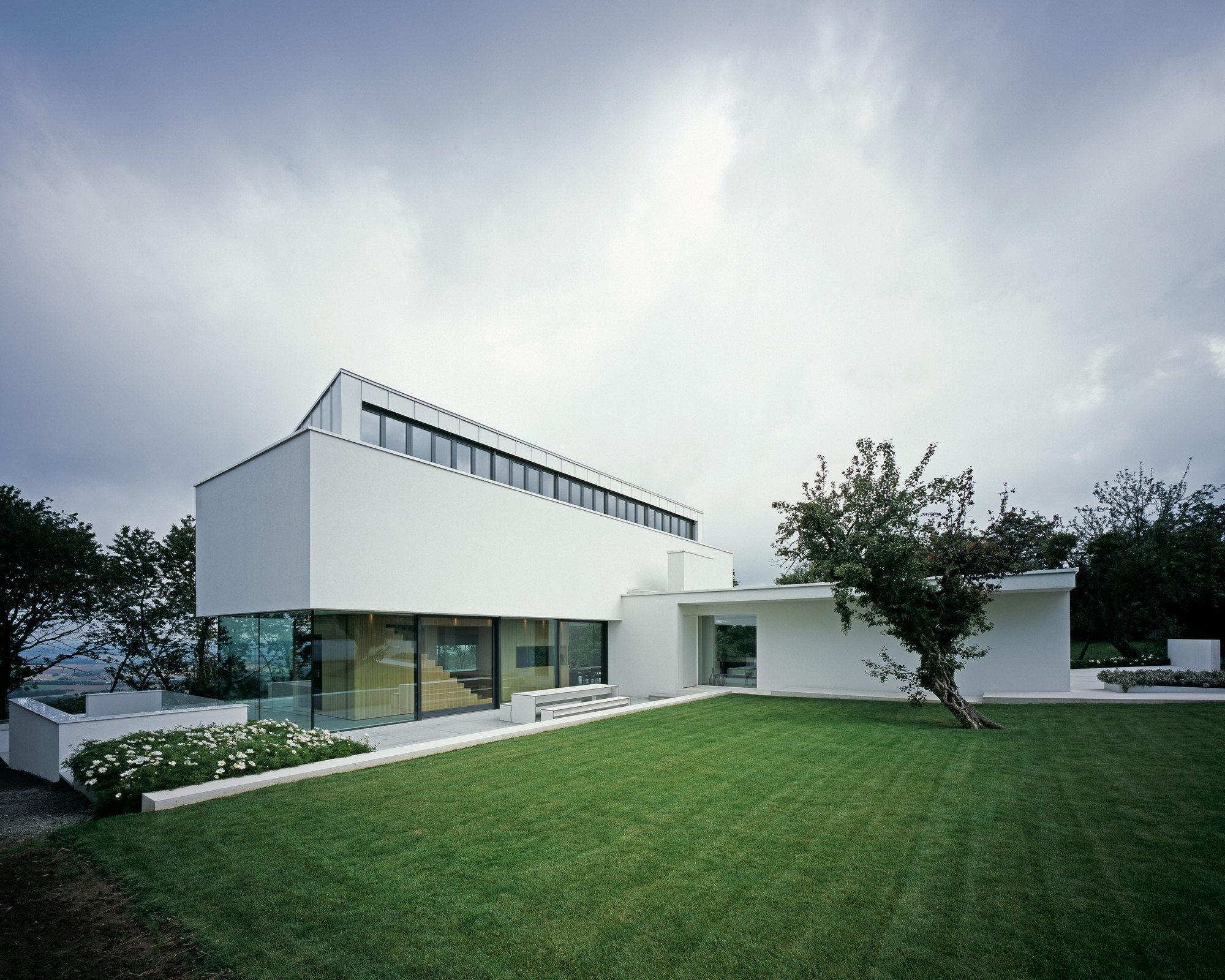 52058a68e8e44e4d0800002f House P Philipp Architekten Photo on Modern House Design
