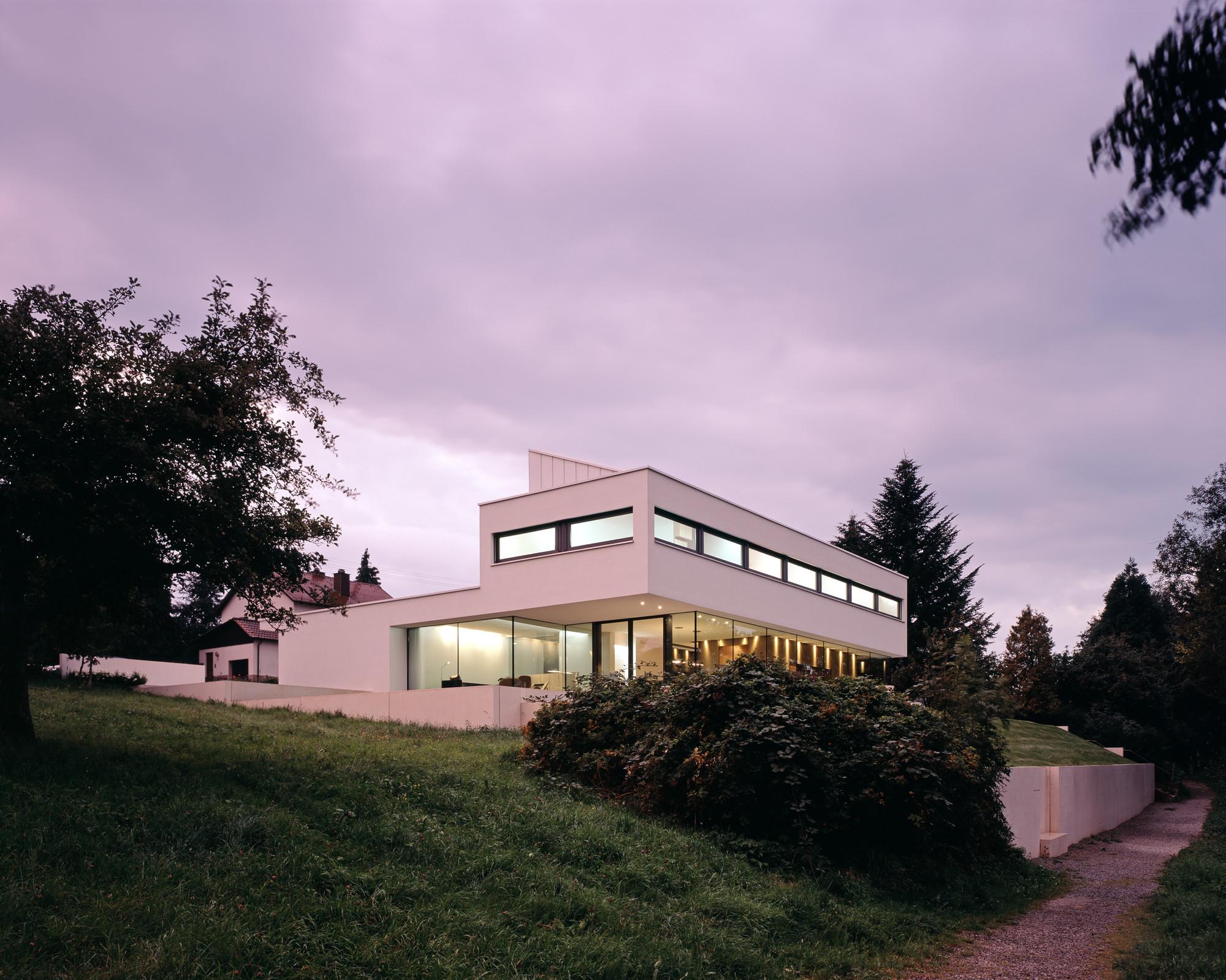 Galeria de casa p philipp architekten 44 - Philipp architekten ...