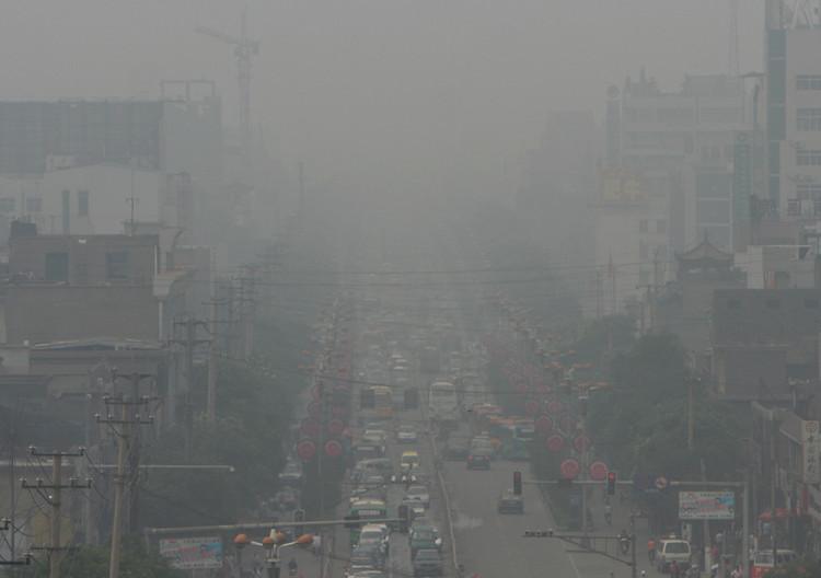 Ranking: As 10 cidades mais poluídas do planeta em 2013, Linfen, China. A cidade mais contaminada do planeta.